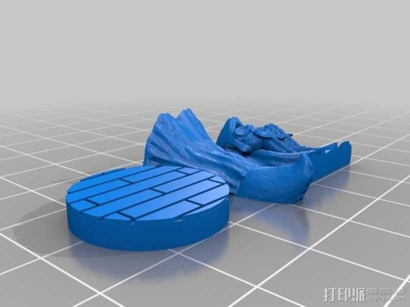 Mister Blackroot 3D模型  图4
