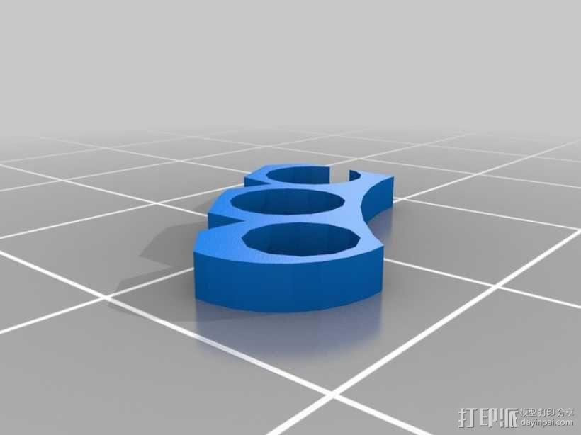 生化奇兵 天钩 3D模型  图4