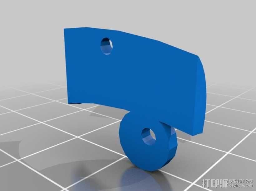 生化奇兵 天钩 3D模型  图3