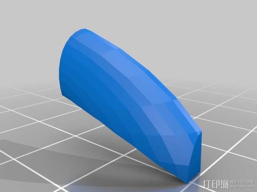 生化奇兵 天钩 3D模型  图8