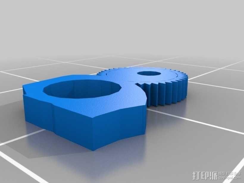 生化奇兵 天钩 3D模型  图9