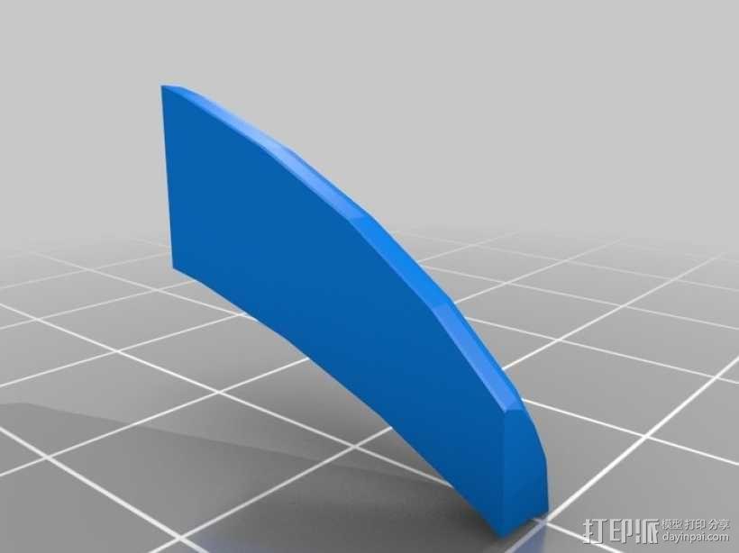 生化奇兵 天钩 3D模型  图7