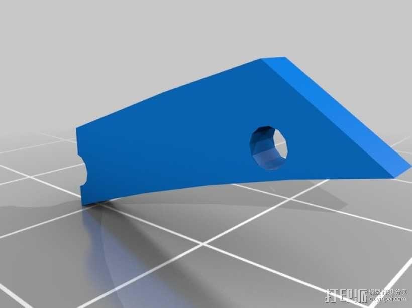 生化奇兵 天钩 3D模型  图11