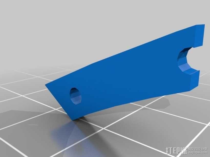 生化奇兵 天钩 3D模型  图12