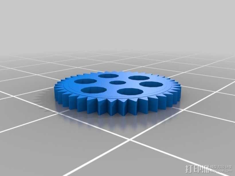 生化奇兵 天钩 3D模型  图14