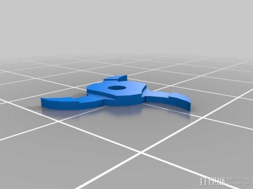 生化奇兵 天钩 3D模型  图18