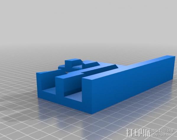 教堂废墟模型 3D模型  图5