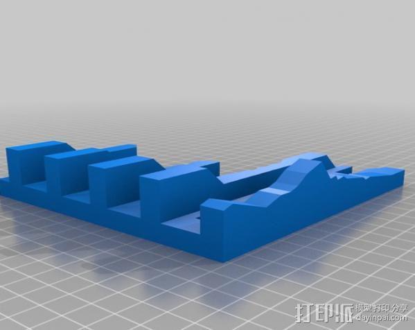 教堂废墟模型 3D模型  图8