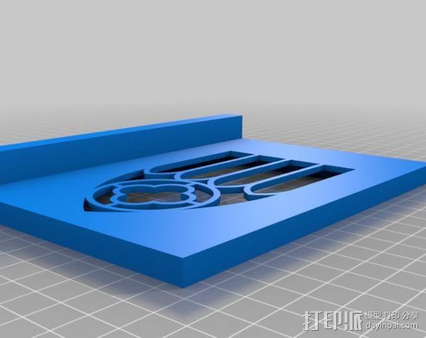 教堂废墟模型 3D模型  图9