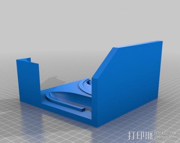 教堂废墟模型 3D模型  图10