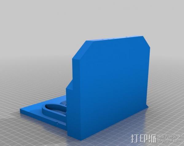 教堂废墟模型 3D模型  图11