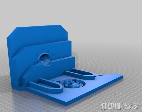 教堂废墟模型 3D模型  图13