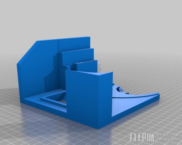 教堂废墟模型 3D模型  图12