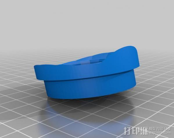 光晕4 头盔 3D模型  图24