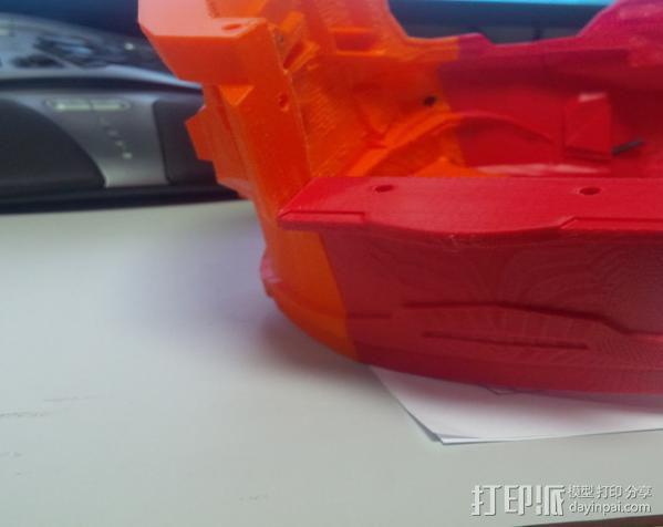 光晕4 头盔 3D模型  图44