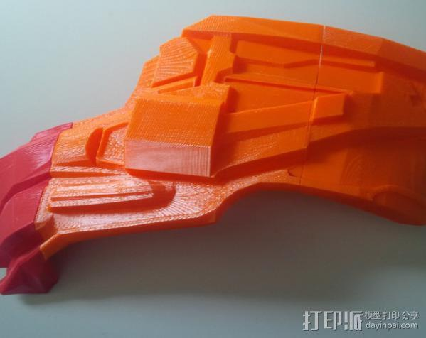 光晕4 头盔 3D模型  图45