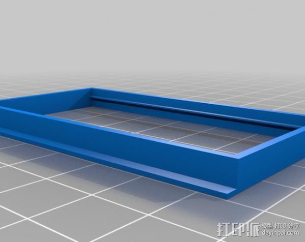 窗户和门 3D模型  图2