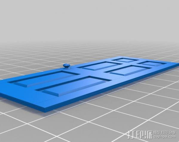 窗户和门 3D模型  图6
