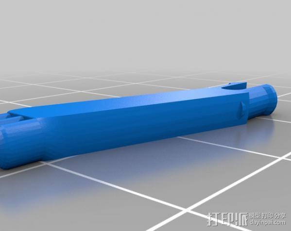 探险时光 bmo机器人 3D模型  图5