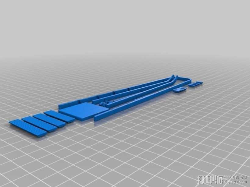 梯子 3D模型  图5