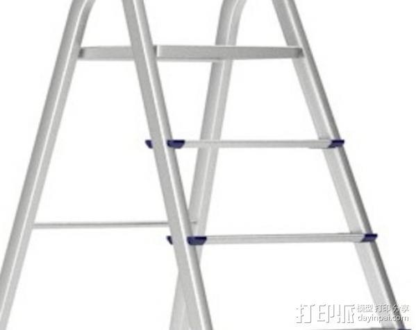 梯子 3D模型  图7