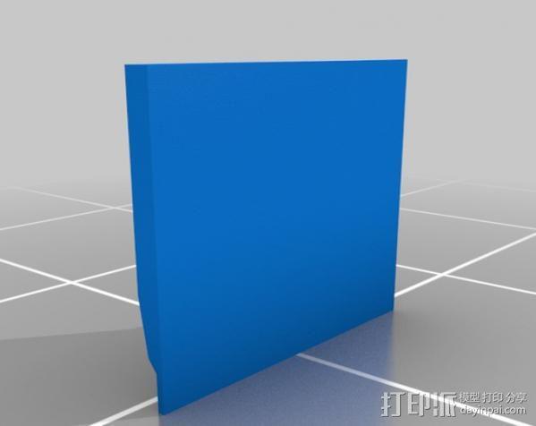 棒球场地 3D模型  图2