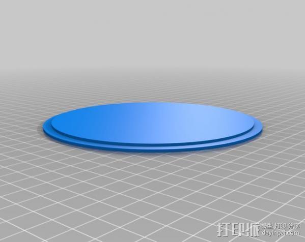 DHD拨号装置 3D模型  图8