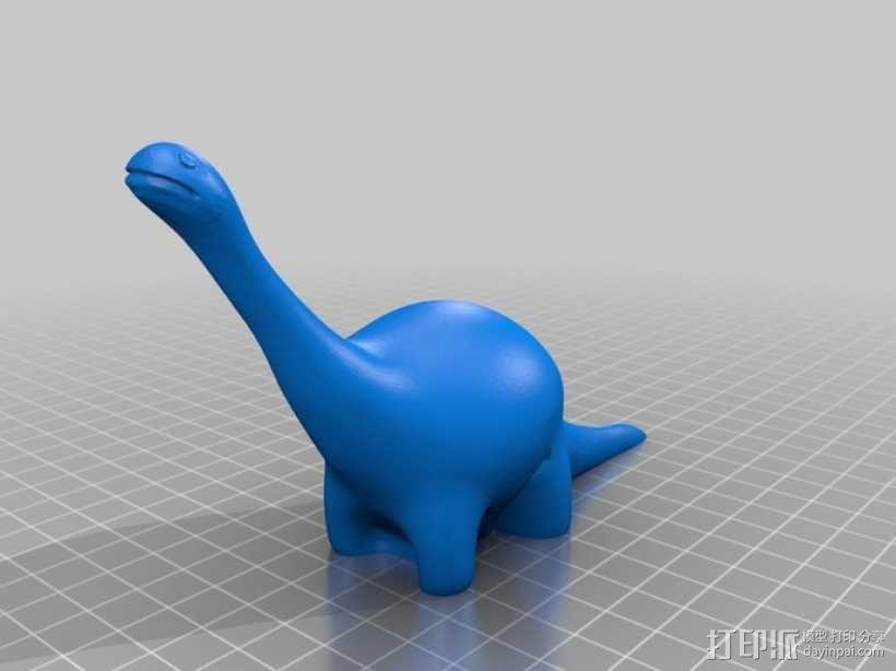 雷龙 3D模型  图1