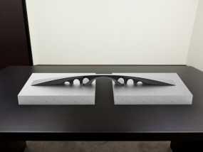 金角湾大桥 3D模型
