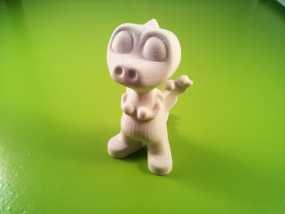 多洛丝龙  3D模型