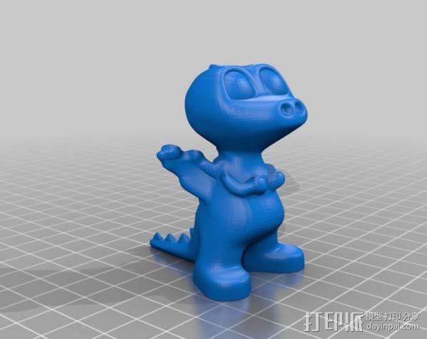 多洛丝龙  3D模型  图3