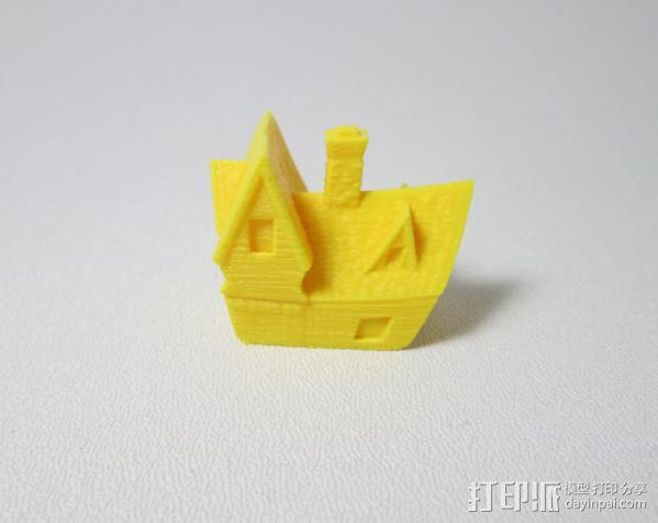 Peakton庄园 3D模型  图3