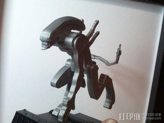 外星人 3D模型  图5