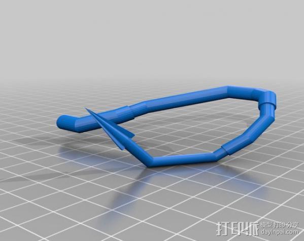 外星人 3D模型  图4