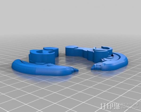 外星人 3D模型  图3