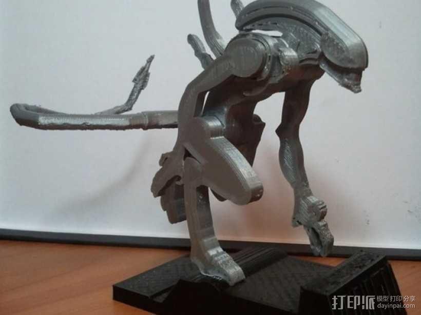外星人 3D模型  图7