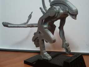 外星人 3D模型