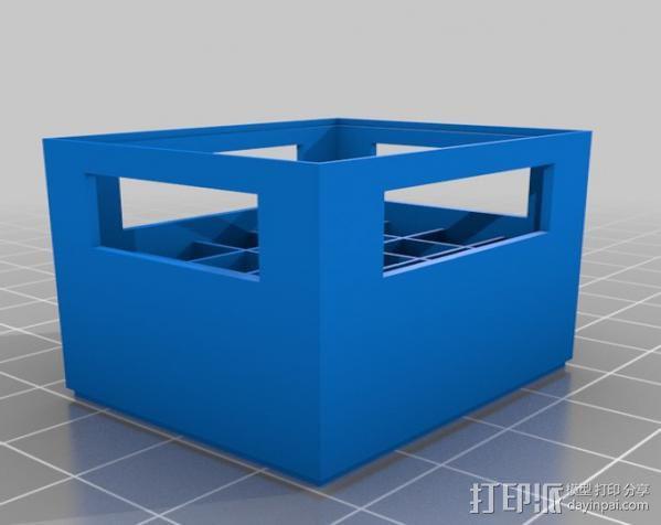 啤酒箱 3D模型  图5