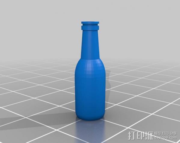 啤酒箱 3D模型  图6
