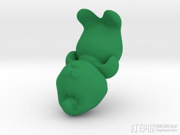 格林奇  3D模型  图1