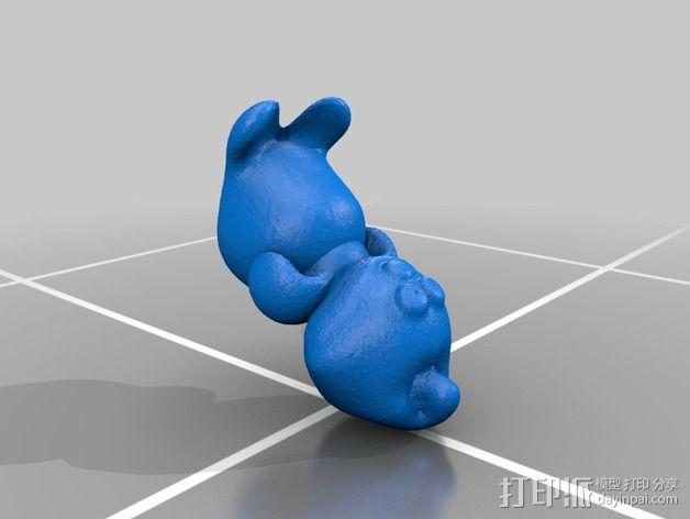 格林奇  3D模型  图3