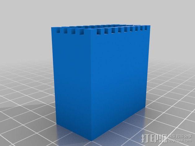 Faizan城堡 3D模型  图3
