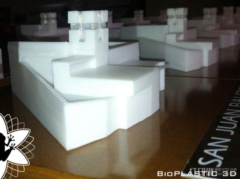 大加纳利岛教堂 3D模型  图1