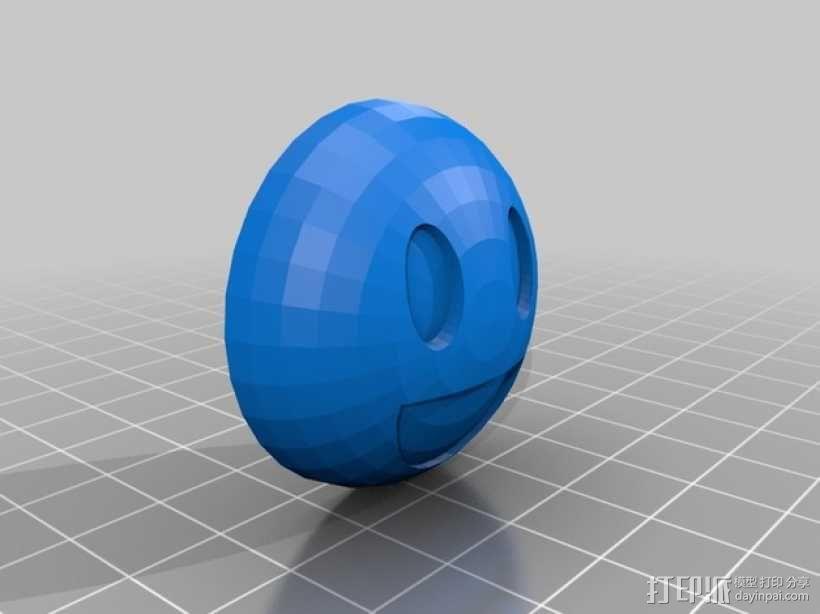 表情贴 3D模型  图1