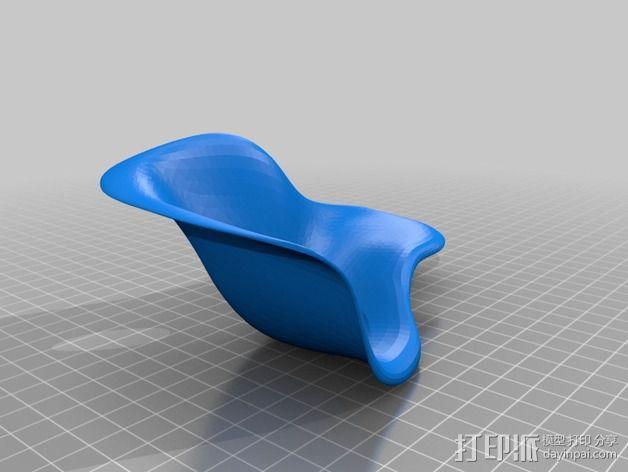 贵妃椅 3D模型  图6