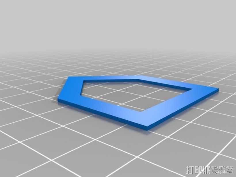 Augmented reality标志 3D模型  图2