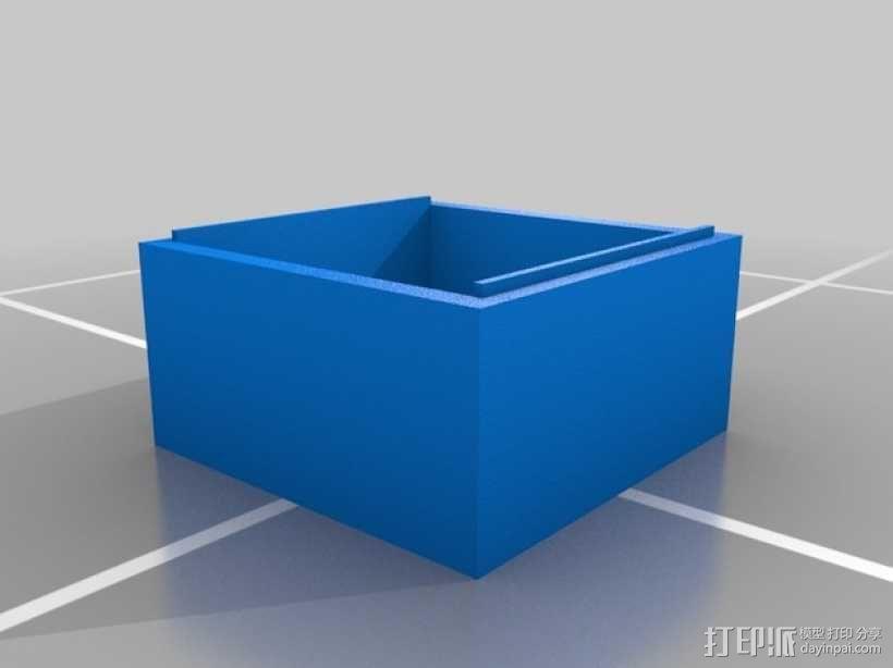 四维超正方体 3D模型  图3