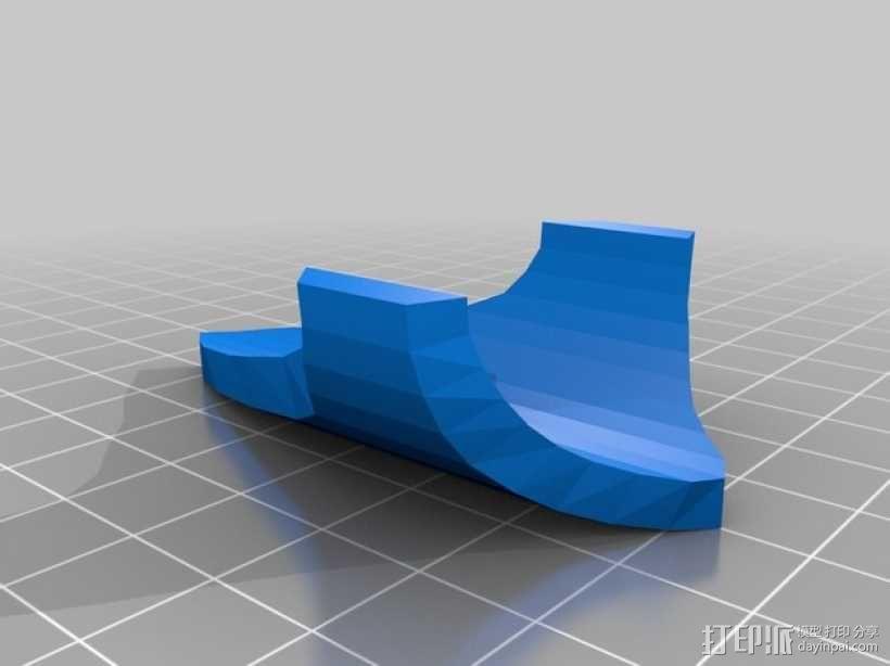 RWBY 护臂 3D模型  图2