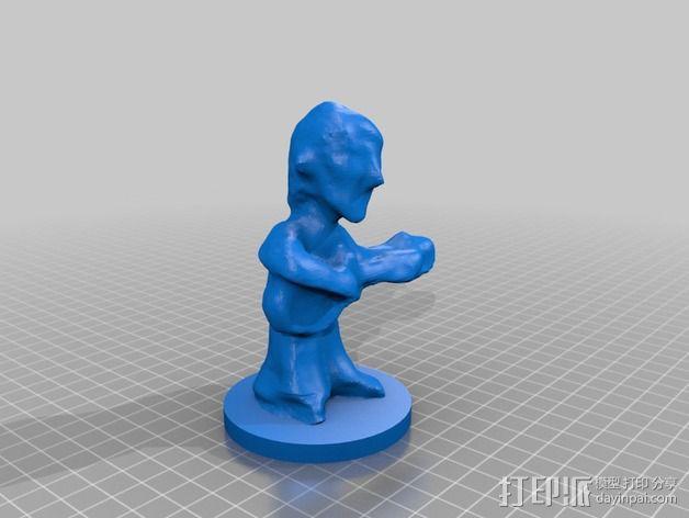 甲壳虫乐队和黄色潜水艇 3D模型  图5