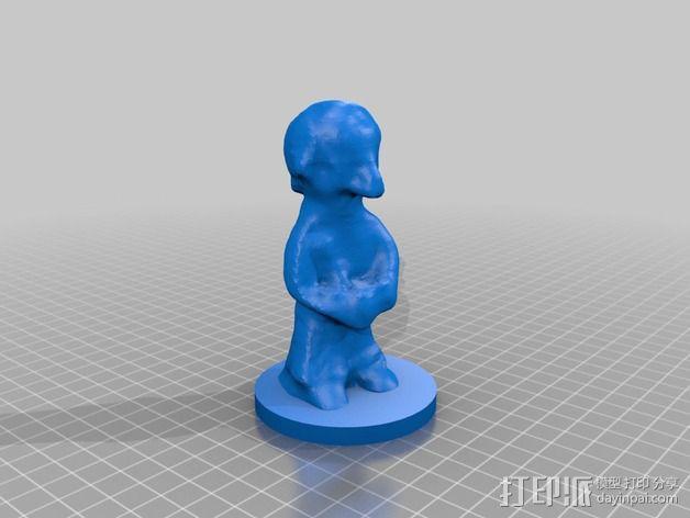 甲壳虫乐队和黄色潜水艇 3D模型  图6